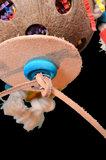 papegaaienspeelgoed dieca coconut leather 3