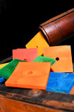 vierkante planken voor papegaai bij Dieca 3
