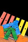 plankjes voor papegaaienspeelgoed bij Dieca 1
