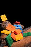 plankjes gekleurd hout 1