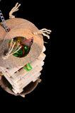 speeltoren voor papegaai stacker 4