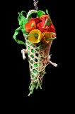 Bloemen voor je papegaai - dieca - 2