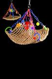 Papegaaienspeelgoed hangmat