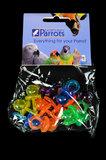 Papegaaienspeelgoed acryl