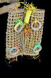 Papegaaienspeelgoed zeegras