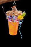 Papegaaienspeelgoed - dieca - puch bowl 1