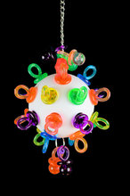 Hanging Binky Ball