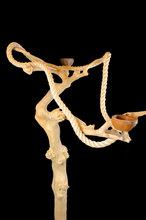 Sisal touw 3 meter 4cm dik