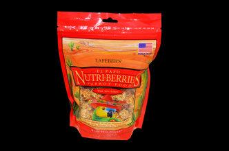 Nutri-Berries El Passo (Pepers) 284 gram