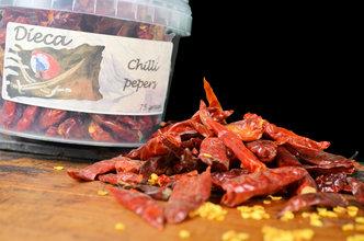 Chilli pepers 75 gram