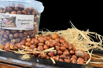 Hazelnoten gepeld 500 gram