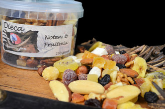 Noten & Fruitmix 250 gram