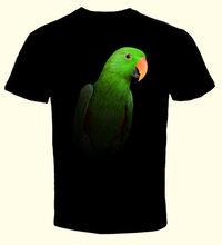 T-Shirt Edelpapegaai man