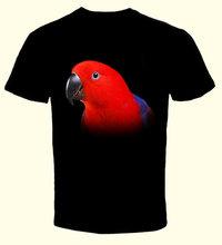 T-Shirt Edel Papegaai pop