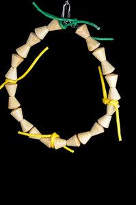 ring voor papegaai 1