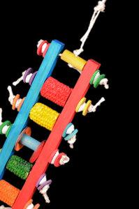 papegaaienspeelgoed mais ladder 1mais ladder