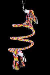 Gekleurde Schommel Spiraal Small
