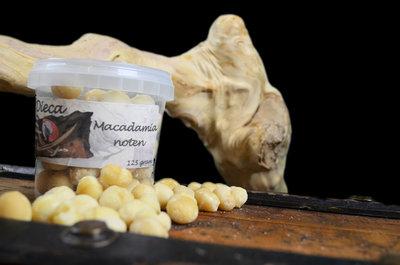 Macadamia noten 125 gram
