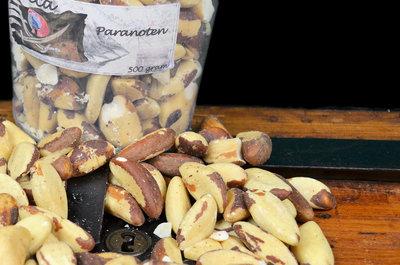 Paranoten gepeld 500 gram