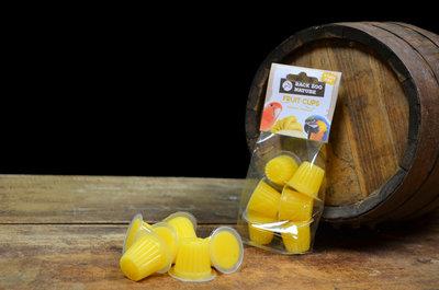 Fruit cups banaan