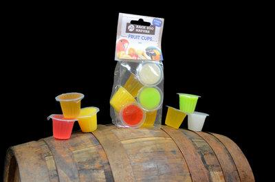Fruit cups gemengd 6 stuks