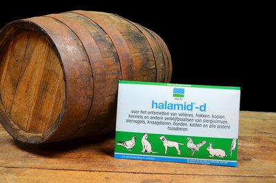 Halamid - d desinfectie