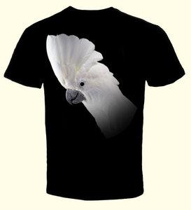 T-Shirt Witkuif Kaketoe.